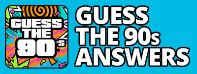 Guess The 90s Answers | Guess The 90s Cheat